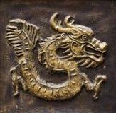 Chinese draak Stock Afbeelding