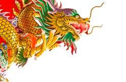 Chinese draak Stock Foto