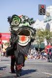 Chinese Draak 4 van de Parade van het Nieuwjaar Stock Fotografie