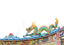 Chinese Dragon. Royalty Free Stock Photography