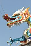 A chinese dragon Stock Images