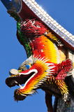 A chinese dragon Stock Photography