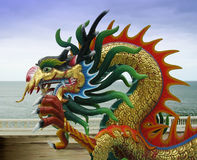 Chinese dragon Royalty Free Stock Photo
