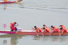 Chinese Dragon Boat Festival Royalty Free Stock Photography