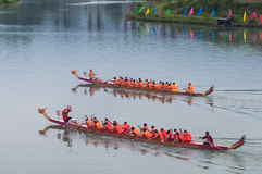 Chinese Dragon Boat Festival Royalty Free Stock Images