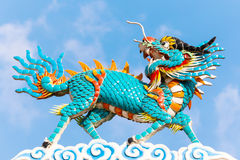 Chinese dragon Stock Photography
