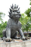 Chinese dragon. In Fosan park Stock Image