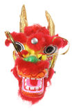 Chinese Dragon Head Ornament Royalty Free Stock Photo