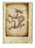 Chinese dragon no.3 Royalty Free Stock Photography