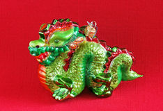 Chinese Dragon Ornament Royalty Free Stock Image