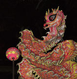 Chinese Dragon and Pearl Royalty Free Stock Images