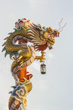 Chinese Dragon. This photo are Chinese Dragon taken at Chinese temple in Thailand Stock Photography