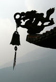 Chinese dragon roof Stock Image