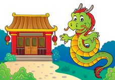 Free Chinese Dragon Topic Image 3 Stock Images - 137294904
