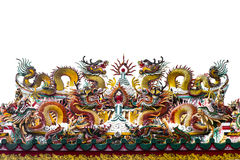 Chinese dragon, Royalty Free Stock Image
