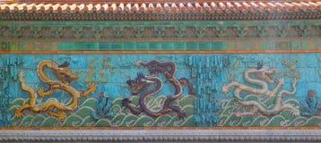 Chinese dragons Stock Image