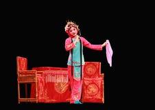 Chinese drama. Chinese traditional drama --beautiful woman Stock Photography