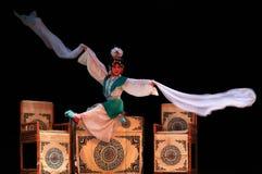 Chinese drama. Chinese traditional drama --beautiful woman Stock Images