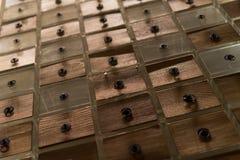 Chinese drawers Stock Photos