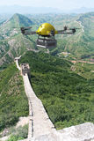 Chinese drone Royalty Free Stock Images