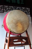Chinese Drum Royalty Free Stock Photo