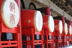 Chinese drum tower Royalty Free Stock Photos