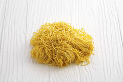 Chinese dry noodle Royalty Free Stock Photography