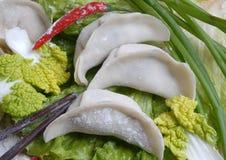 Chinese Dumpling Stock Image