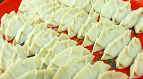Chinese dumpling Stock Photo