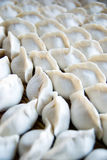 Chinese dumpling (Jiaozi) Stock Photo