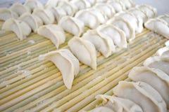 Chinese dumpling (Jiaozi) Royalty Free Stock Photos