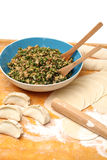 Chinese Dumpling Stock Images