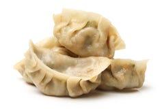 Chinese Dumpling. Preparing for making Chinese Dumpling Stock Images