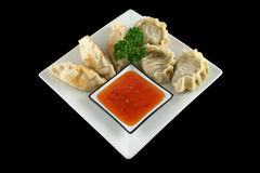 Chinese Dumplings 1 Stock Images