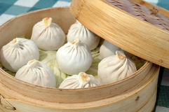 Chinese Dumplings Stock Photography