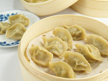 Chinese Dumplings Royalty Free Stock Image