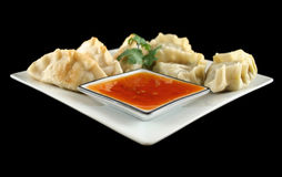 Chinese Dumplings 5 Stock Photos