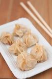 Chinese Dumplings Stock Images