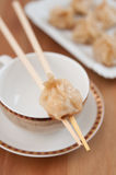 Chinese Dumplings Stock Images