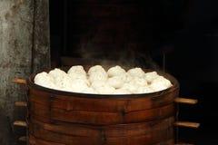 Chinese Dumplings Stock Photography