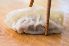 Chinese dumplings or Jiaozi Royalty Free Stock Photography