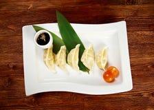 Chinese dumplings Jiaozi Stock Images
