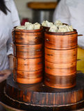 Chinese dumplings Royalty Free Stock Photography