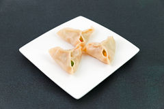 Chinese dumplings Royalty Free Stock Photos