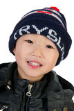 Chinese Dutch boy Royalty Free Stock Image