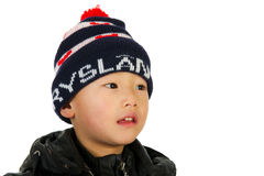 Chinese Dutch boy Stock Images