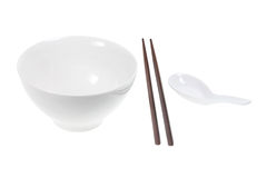 Chinese Eating Utensils Stock Photos