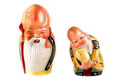 Chinese elders Stock Photography