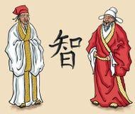Chinese Elders Stock Photos