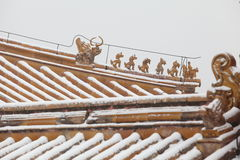 Chinese elementen Royalty-vrije Stock Fotografie